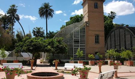Jardim Botânico de Valência, Valencia