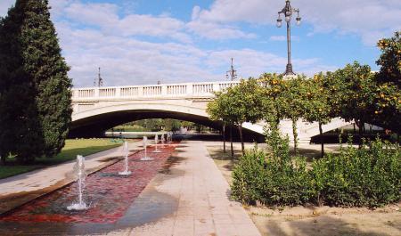 Giardini del Turia, Valencia