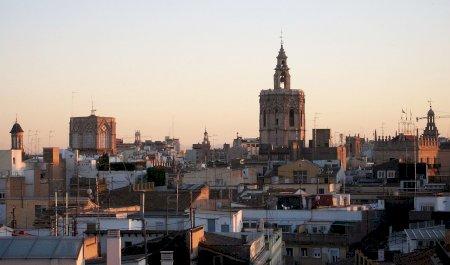 Ciutat Vella (Veccia Città), Valencia
