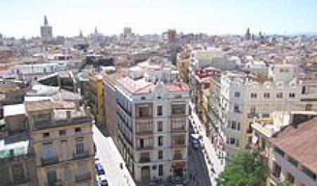 vecchia città di Valencia, Valencia