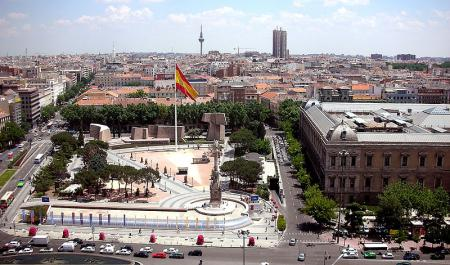 Plaza de Colón, Madrid