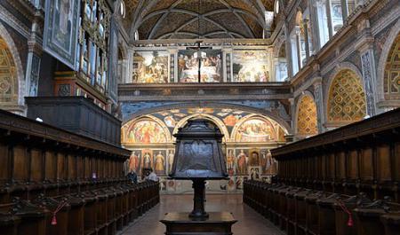 San Maurizio al Monastero Maggiore, Milán