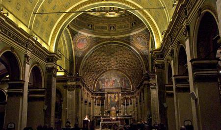 Iglesia de Santa Maria presso San Satiro, Milán