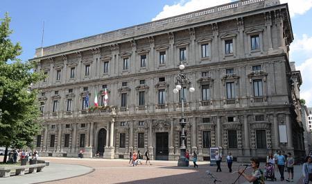 Palacio Marino, Milán
