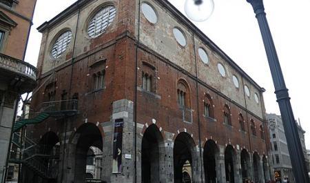 Palazzo della Ragione, Milano