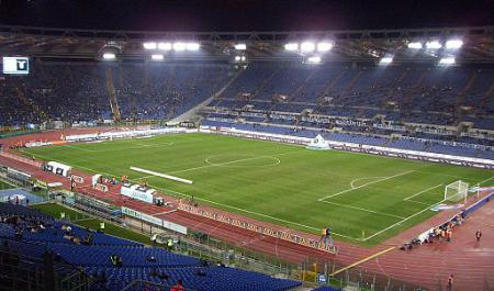 Olympisch Stadion (Rome), Rome