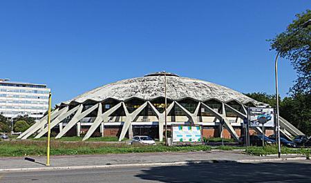 Palazzetto dello Sport , Рим