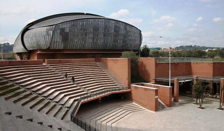 Музыкальный парк, Рим