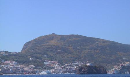 Isole Ponziane, Formia