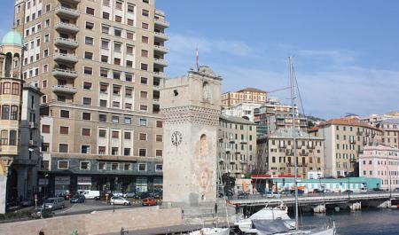 Leon Pancaldo Tower, Savona
