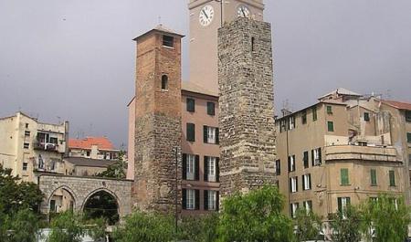 Torre del Brandale, Savona