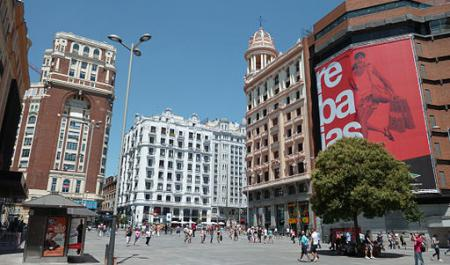 Plaza del Callao, Madrid