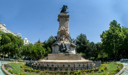 Praça dos Sitios, Zaragoza