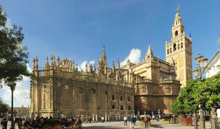 Sevilla Zentrum, Sevilla