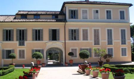 Villa Chigi, Roma