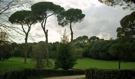 Parque de Villa Ada, Roma