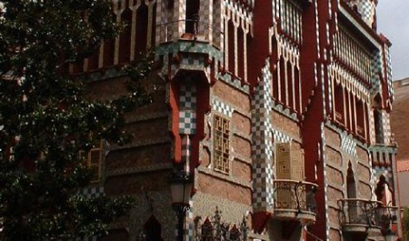 Casa Vicens, Barcelone