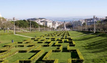 Parque Eduardo VII, Лиссабон