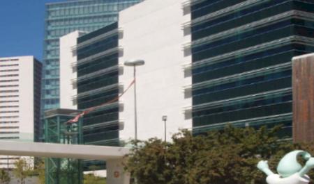Campus de Justiça, Лиссабон