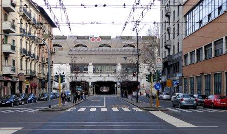 Ponte Seveso - Centrale, Milan