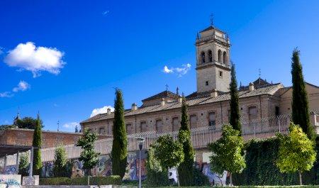 Real Monasterio de San Jeronimo, Granada