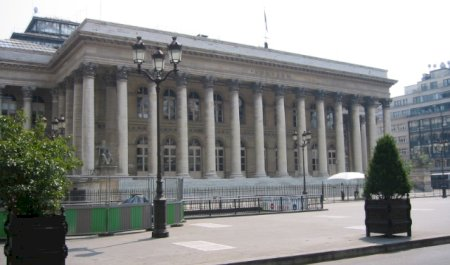Palais Brongniart, Paris