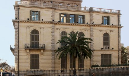 Palau Robert, Barcellona
