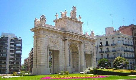 Porta de la Mar, Valence