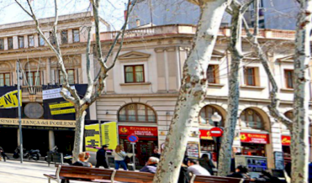 l'Aliança del Poblenou, Barcelone