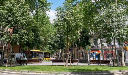 Rambla del Poblenou, Barcelone