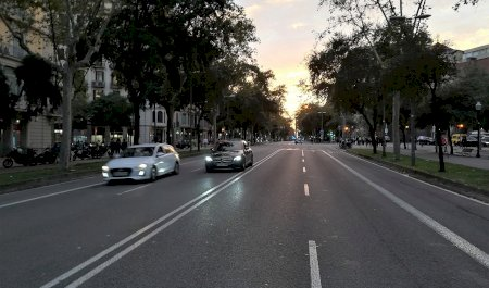 Diagonal Avenue, Barcelona