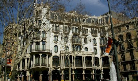 Hotel Casa Fuster, Barcelona