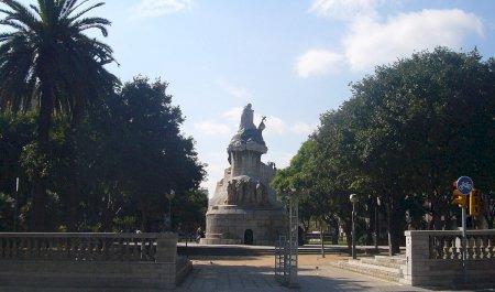Tetuan Square, Barcelona