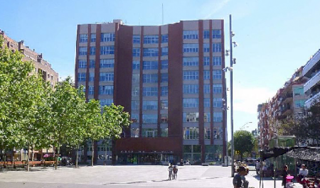 Plaça de la Vila, Sant Adrià de Besòs