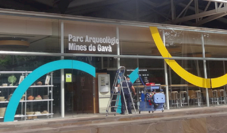 Parc Arqueològic Mines de Gavà, Gavà