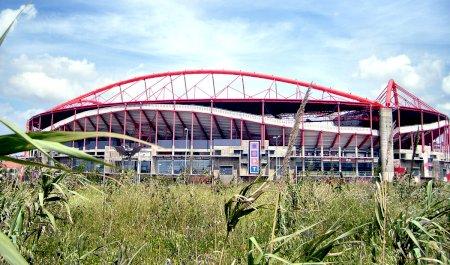 Estadio da Luz, Lisboa