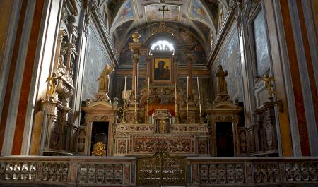 Santa Maria La Nova , Naples