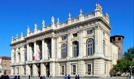 Palace Madama, Turin