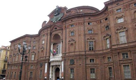 Palace Carignano, Turin
