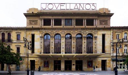 Teatro Jovellanos, Gijón