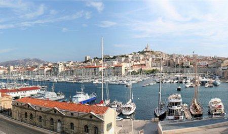 Velho Porto de Marseille, Marselha